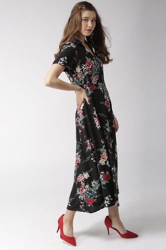 Dresses-Now And Forever Floral Dress