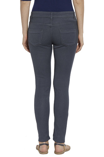 Denims Jeggings and Leggings-On The Greyer Side Denim