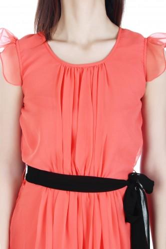 Dresses-Peach Perfect Dress