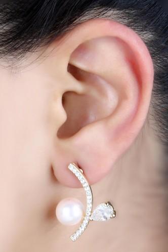 Earrings-Pearl Of The Sea Earrings