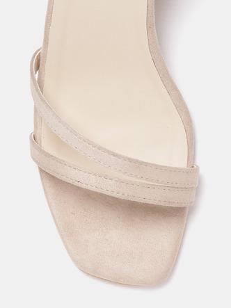Heels and Wedges-Pep In The Step Kitten Heels