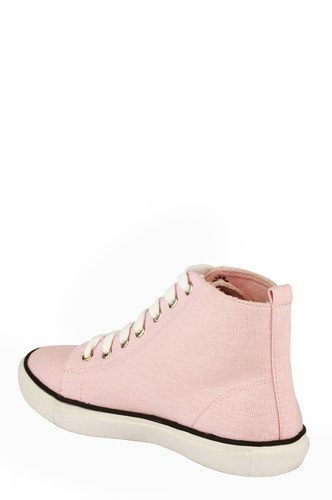 Sneakers and Loafers-Pink The Forever Kind Of Classic Sneakers