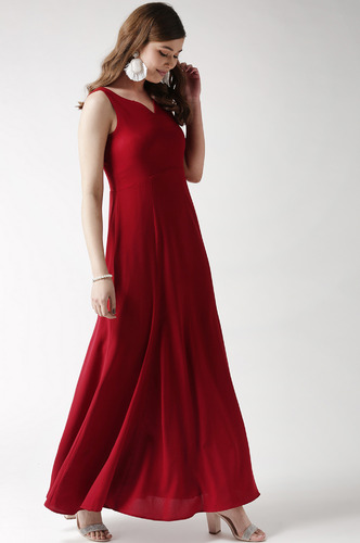 Dresses-Pop Of Sensation Maxi Dress