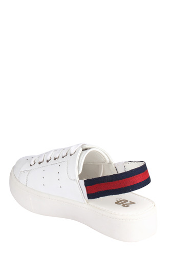 Sneakers and Loafers-Pops Of Color Sneakers