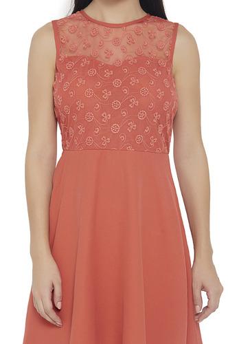 Dresses-Pretty In Lace Dress