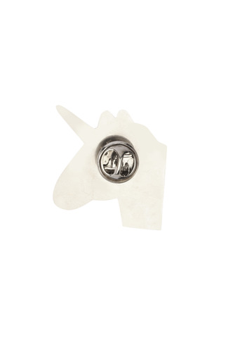 Brooches and Collar Pins-Sparkle Like A Unicorn Brooch