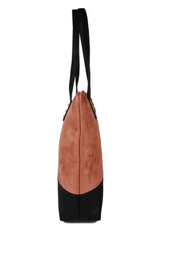 Hand Bags-The Colour Blocking Life Handbag