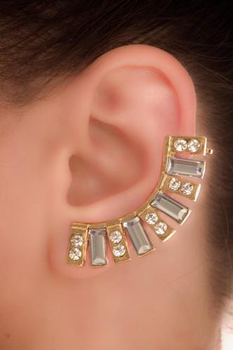 Ear Cuffs-The Domino Effect Ear Cuff