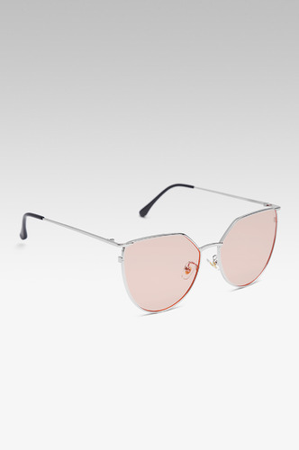 Sunglasses-The Poppy Pink Sunglasses