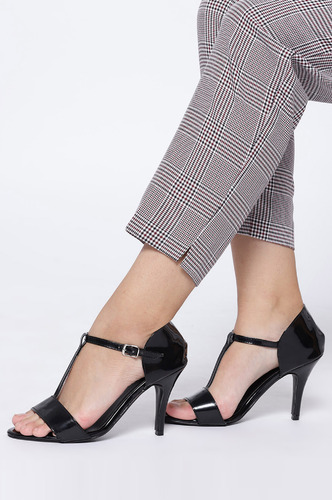 Heels and Wedges-The Quintessential Black Beauty Stiletto Heels