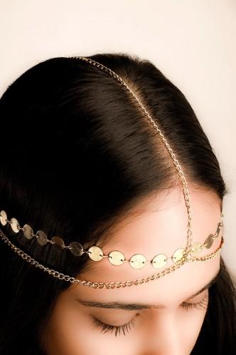 Hair Accessories-Wanderlust Bohemia Head Chain