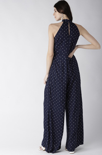 Jumpsuits-Well Spotted Jumpsuit