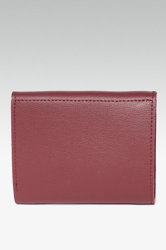 Wallets and Makeup Pouches-With Or Without You Red Wallet
