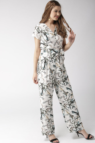 Jumpsuits-You Are Beautiful Floral Jumpsuit